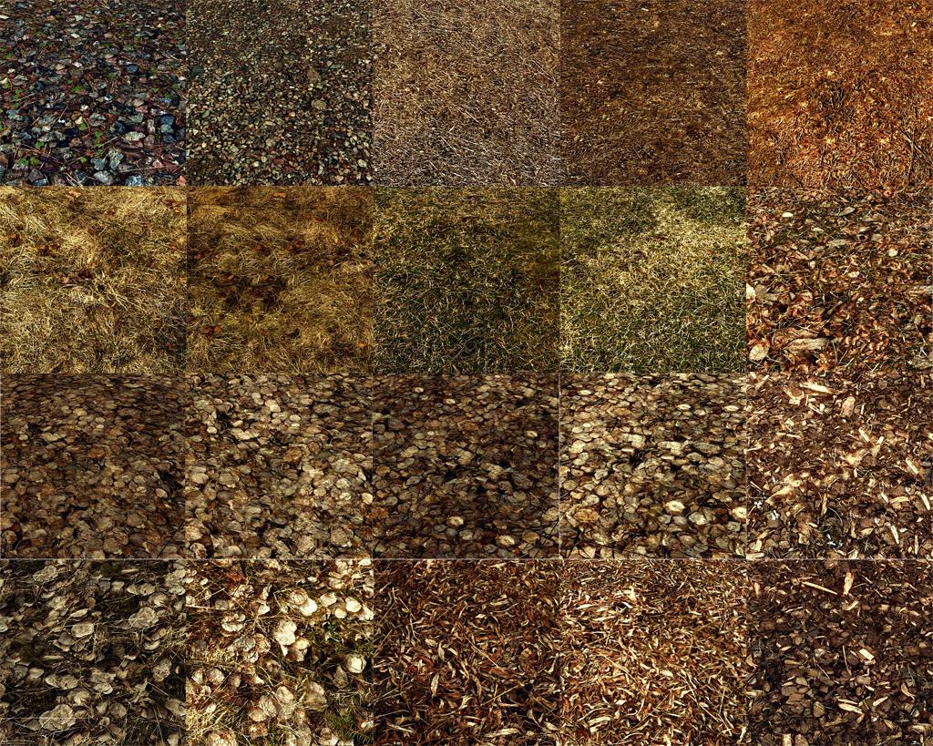 Hoddminir Mod Development: New ground textures
