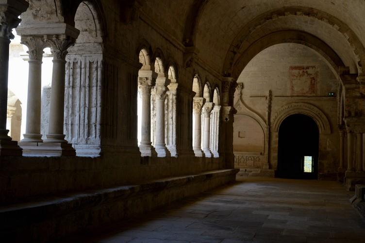 7 Le Cloître - Abbaye de Montmajour