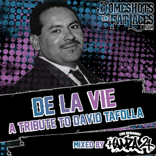 The Dynamic Hamza 21 - De La Vie - A Tribute David Tafolla