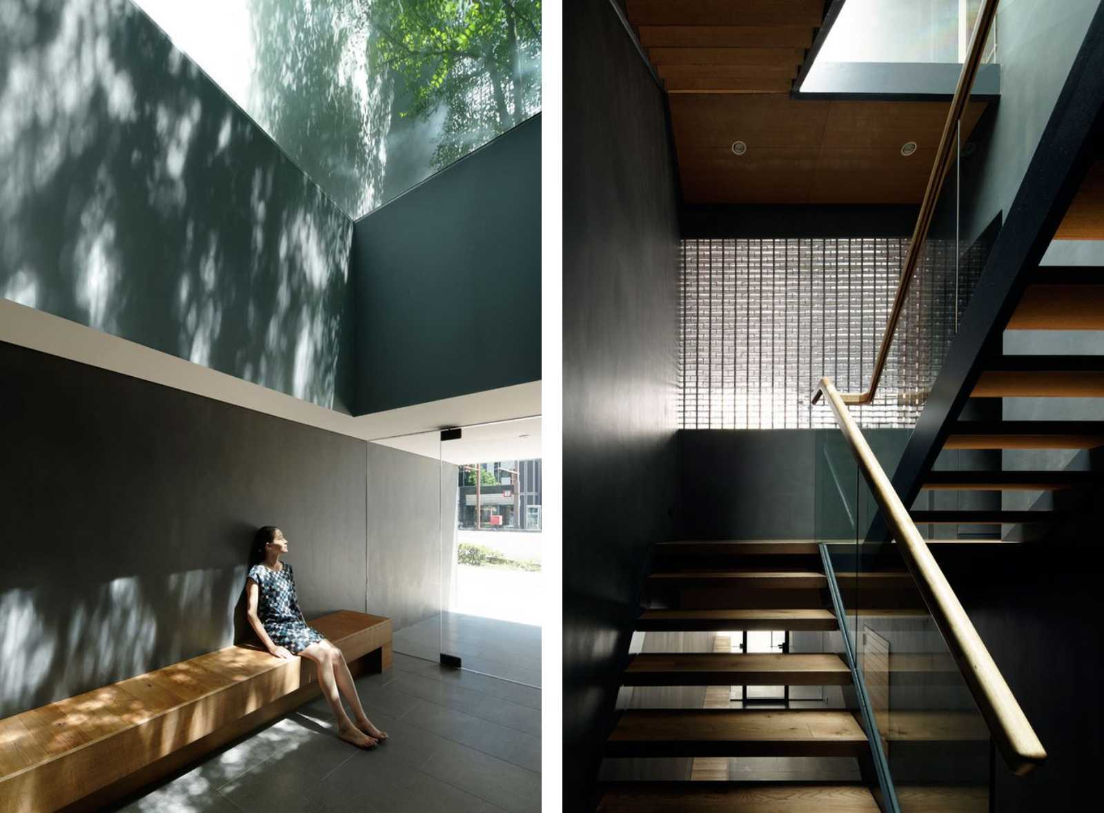 OPTICAL GLASS HOUSE BY HIROSHI NAKAMURA & NAP ARCHITECTS | A AS ...