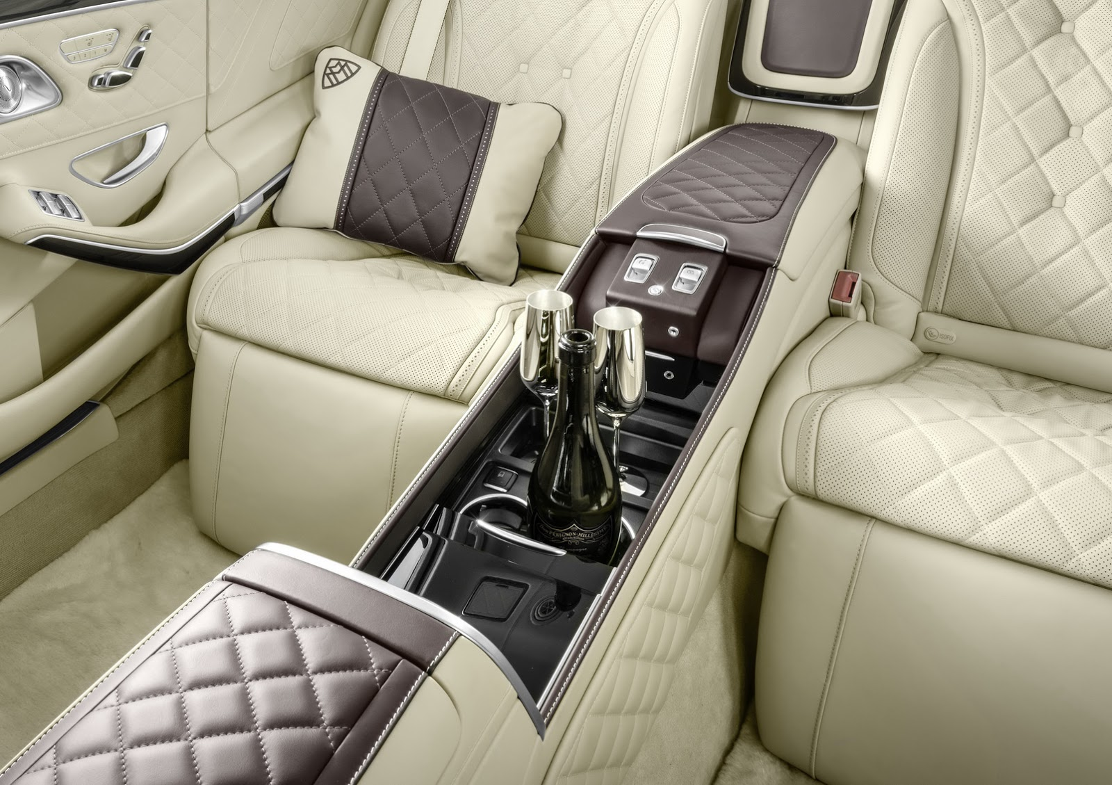 Mercedes Maybach Pullman Press Release Mbclub Uk