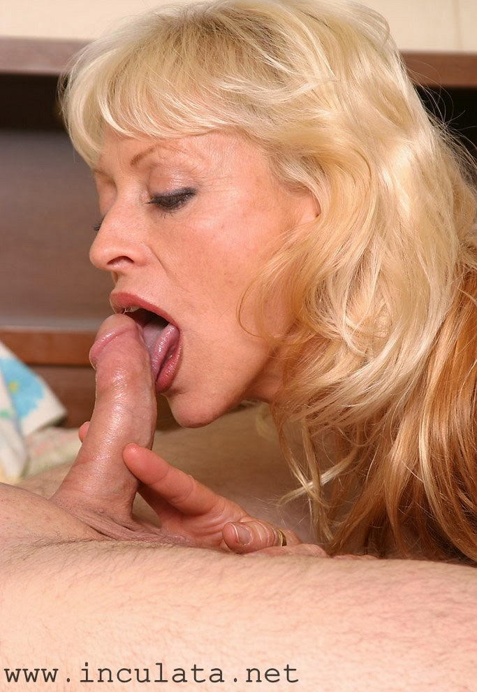 Dirty Blonde Mature