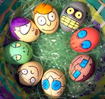 Top 10 Decoration Ideas For Colorful Easter Eggs With Pictures