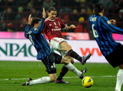 Inter Milan 4-2 highlights