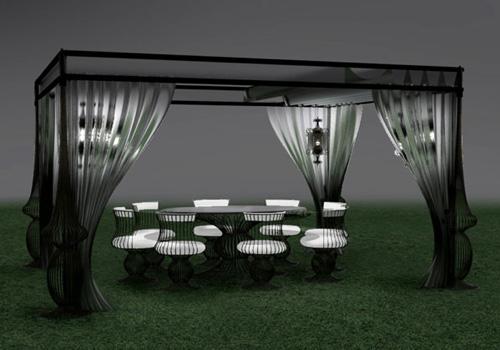 Unique Outdoor Furniture Designs.