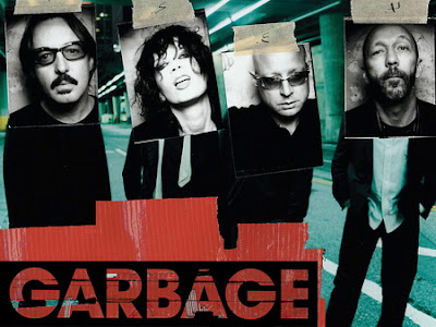 Garbage - Who's Gonna Ride Your Wild Horses Lyrics
