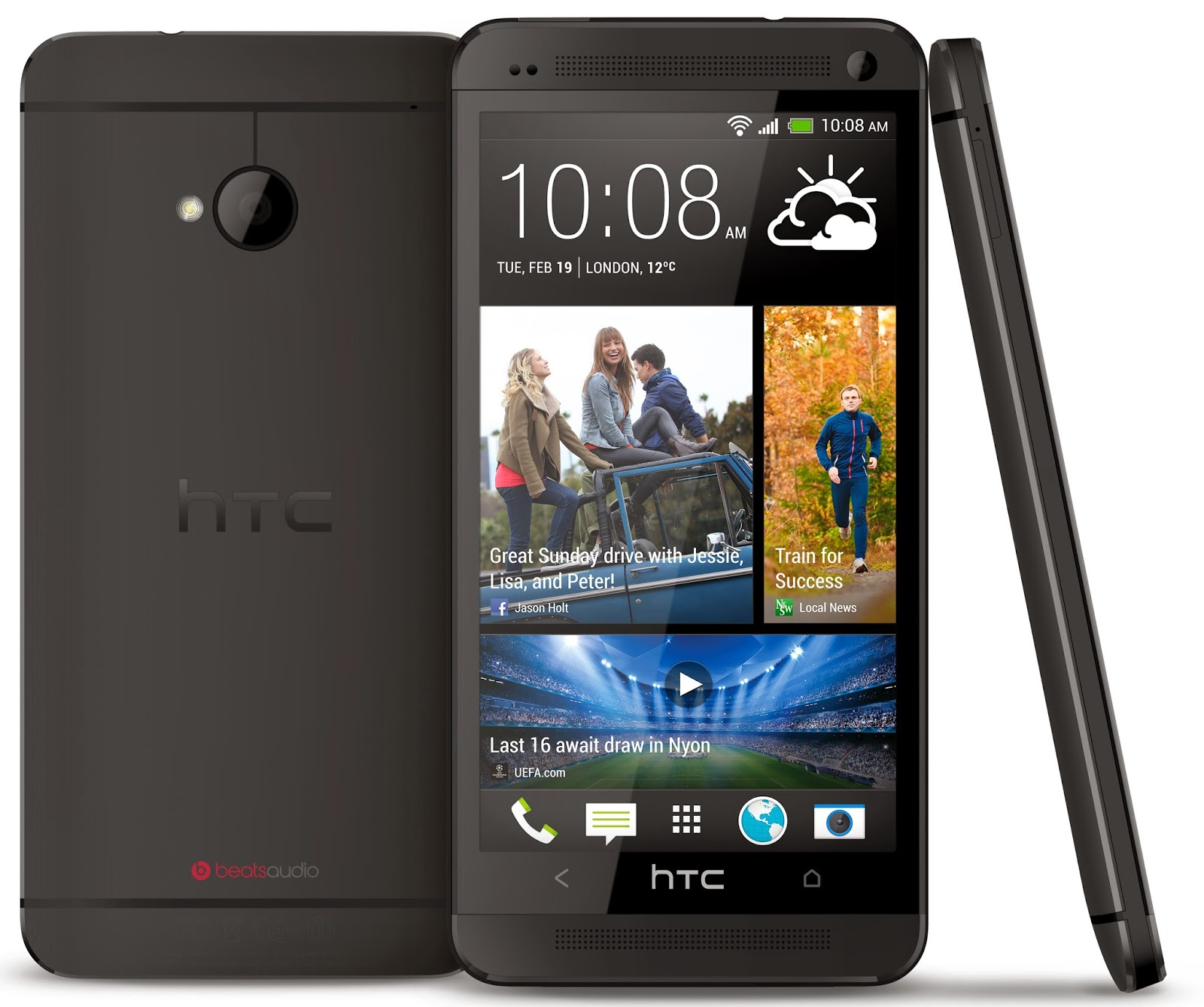 HTC One M7 gets new update in the US with Sense 6.0