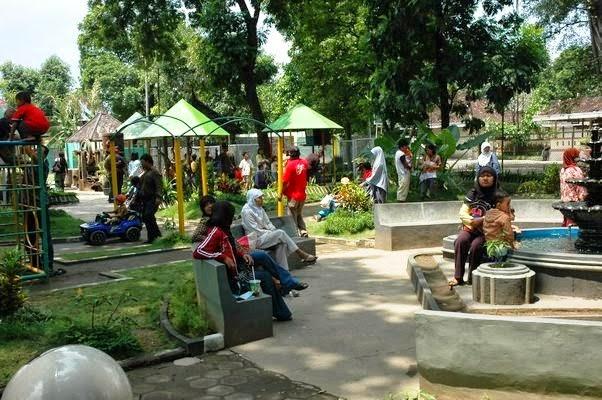 Taman Bermain Keluarga di Agro Wisata Sondokoro