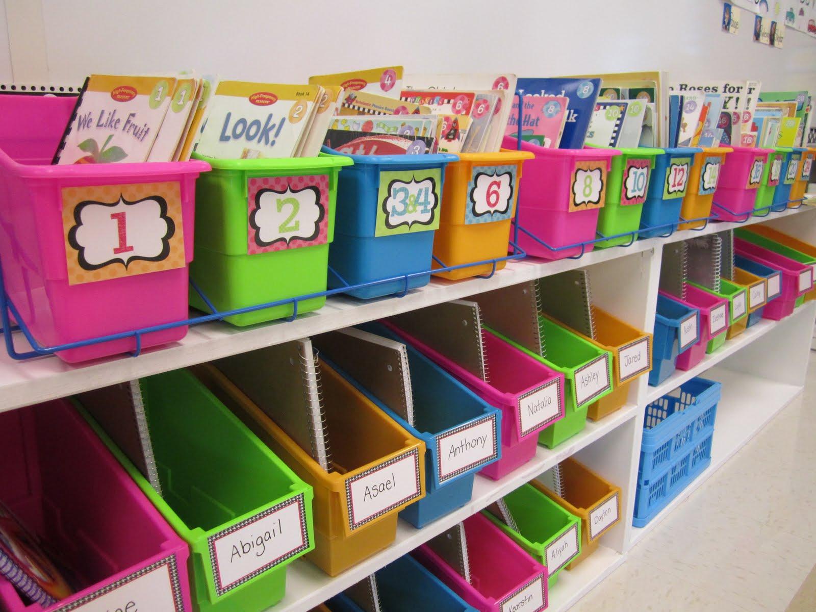 Classroom Organization Ideas First Grade ~ First grade glitter and giggles august