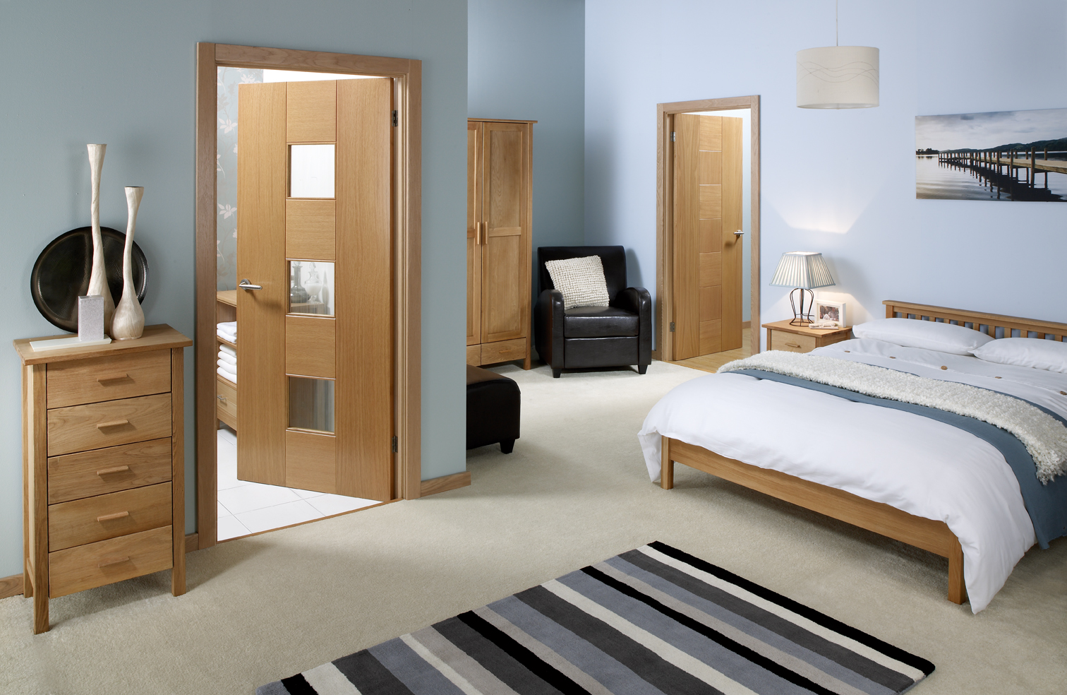 Stylish Wood Bedroom Design Ideas 2014 - modern Bedrooms design ideas ...