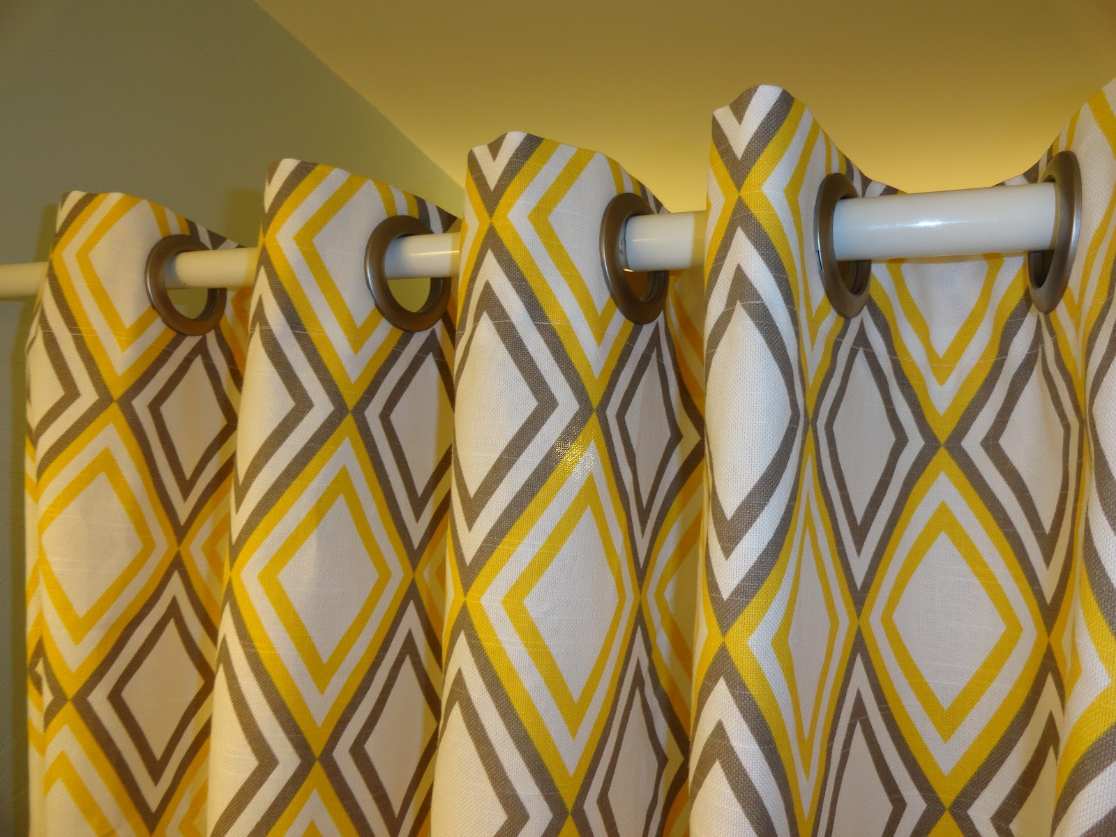 Maid2be all things sewing tutorial how to make a for How often should you change your shower curtain