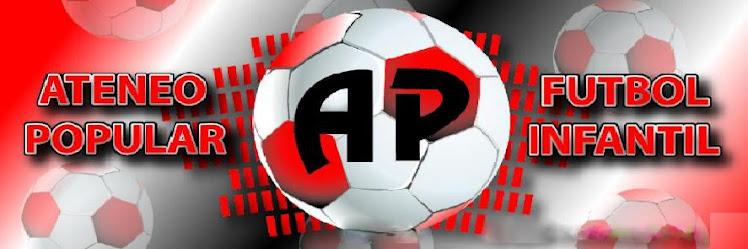 Club Ateneo Popular -  Fútbol Infantil