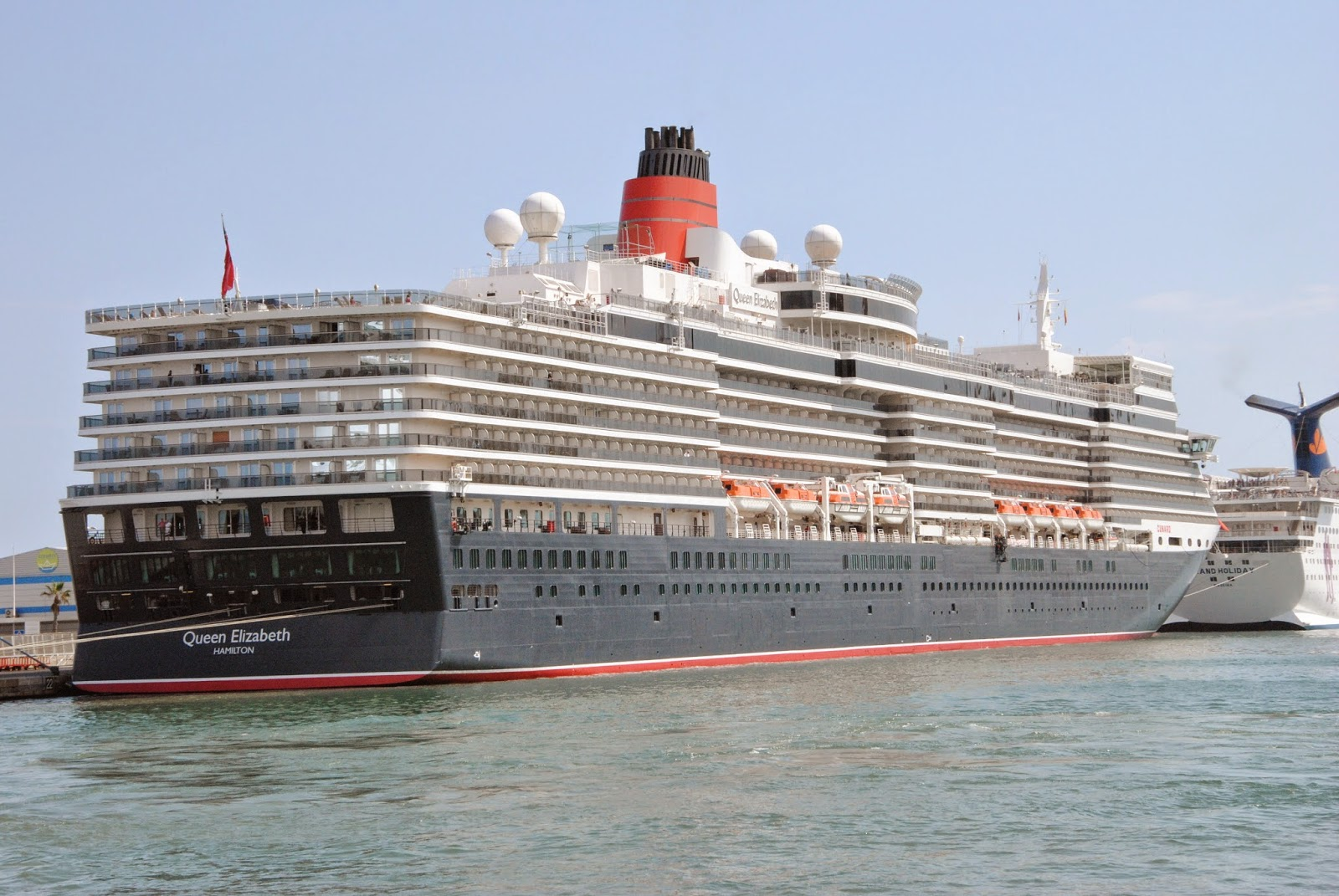 NAVIGATIONCruising And Maritime Themes QuotQUEEN ELIZABETH