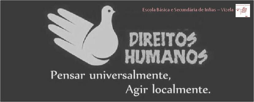 Direitos Humanos: Pensar universalmente, Agir localmente