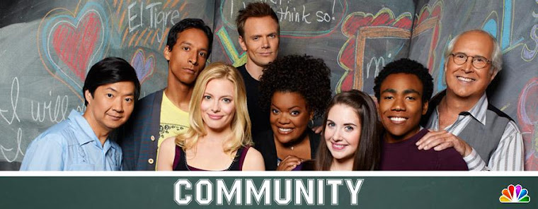 Cast of Community
