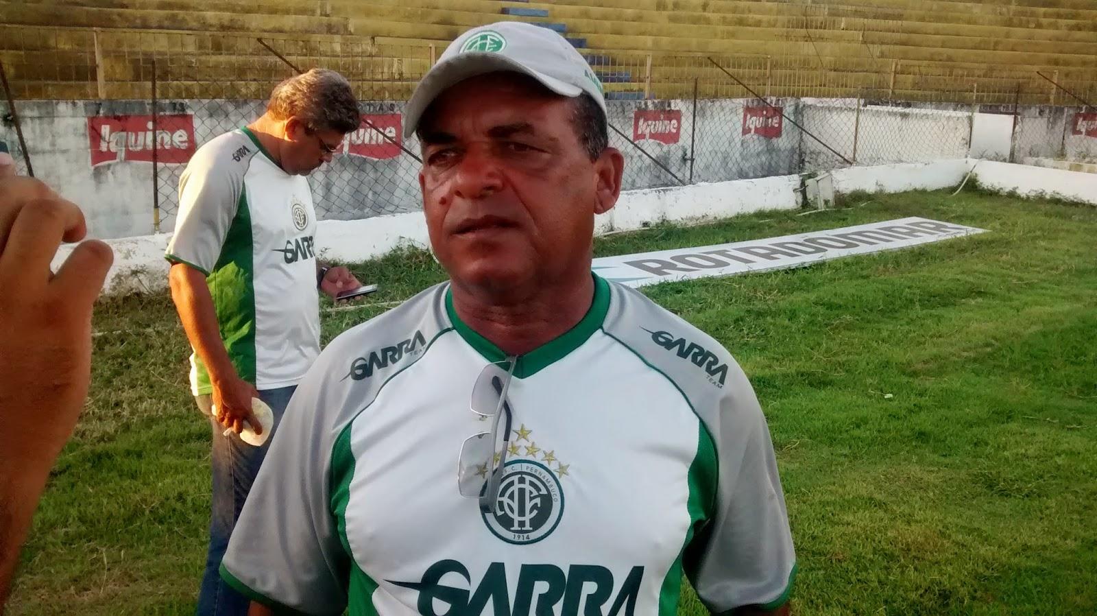 Técnico Valter Mendes analisa vitória alviverde no SUB-20