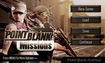 DownloadGame Pointblank Mission apk [Tester]