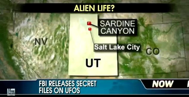Του fbi που παραδέχεται την συντριβή ufo