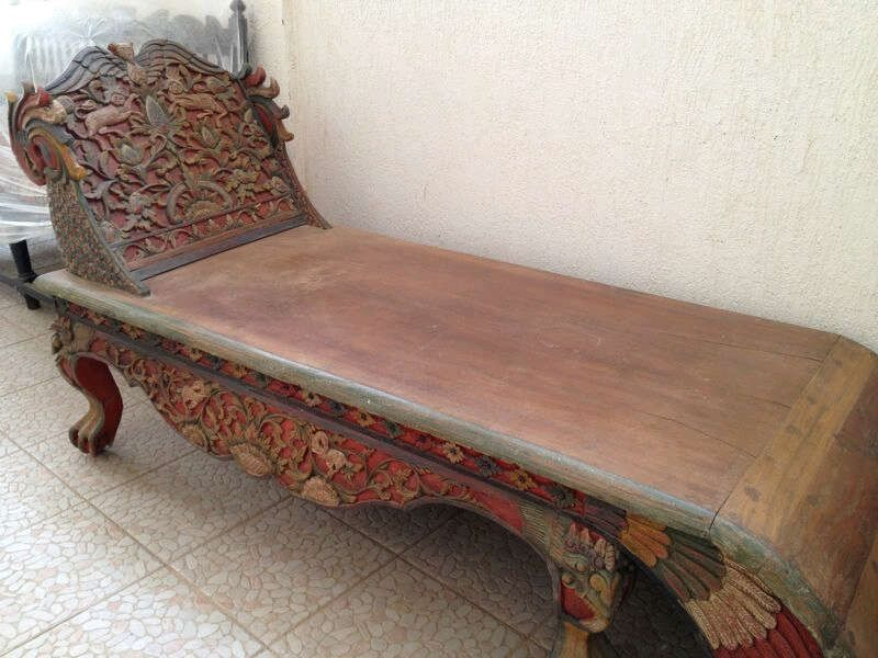 - Antique Wooden Chair For Sale