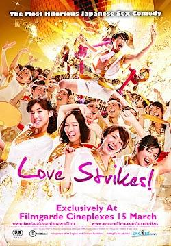 Tiếng Sét Ái Tình - Love Strikes! (2011) Poster