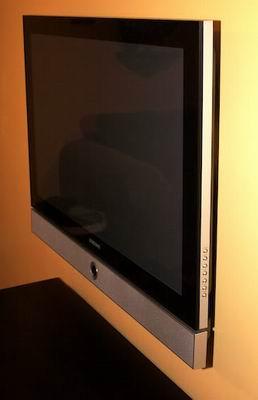 como colgar television en la pared aprender hacer
