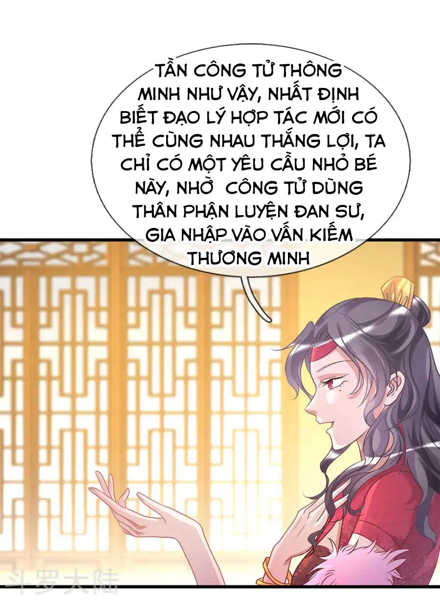 Nghịch Thiên Kiếm Thần Chap 24 page 9