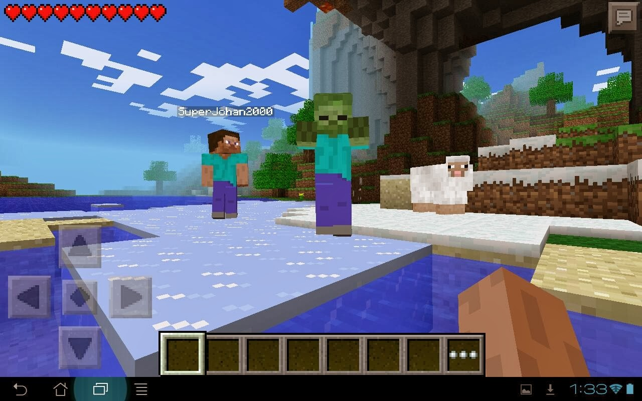 baixar minecraft pocket edition gratis apk