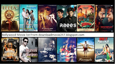 Bollywood Movie List Of http://downloadmovie247.blogspot.com/