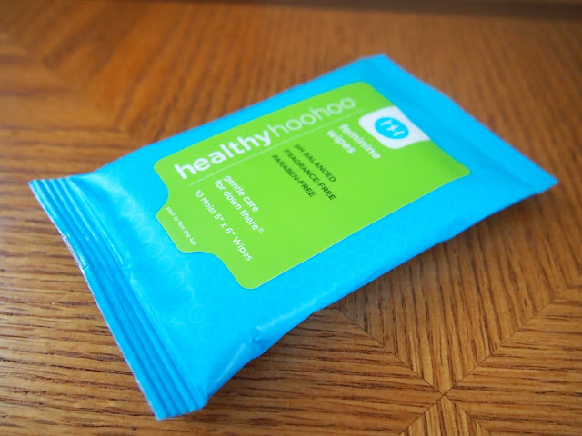 Healthy Hoohoo Cleansing Wipes