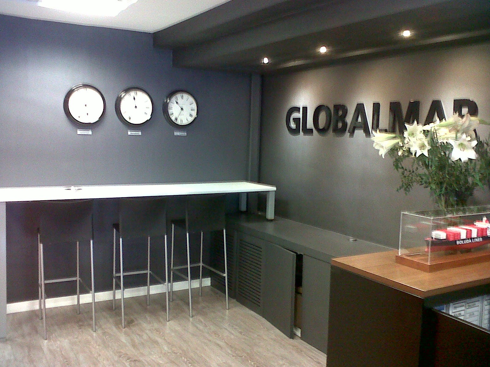Reloj Laura Ashley Decoración Hogar - Globalmar