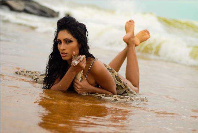 srilankan bikini girls glamour  images