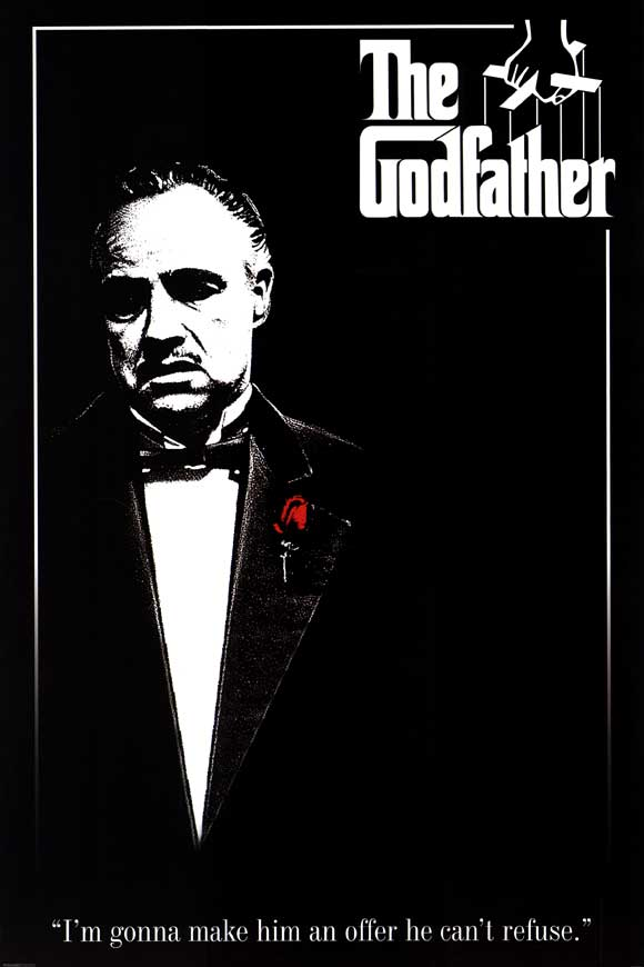 the godfather movie review The godfather, which has been re-released on its 25th anniversary, is a jewel that still glows across time - and in the dark gordon willis's cinematography, considered revolutionary at the.