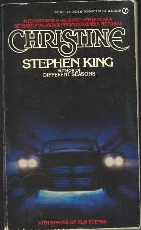 christine stephen king book - photo #20