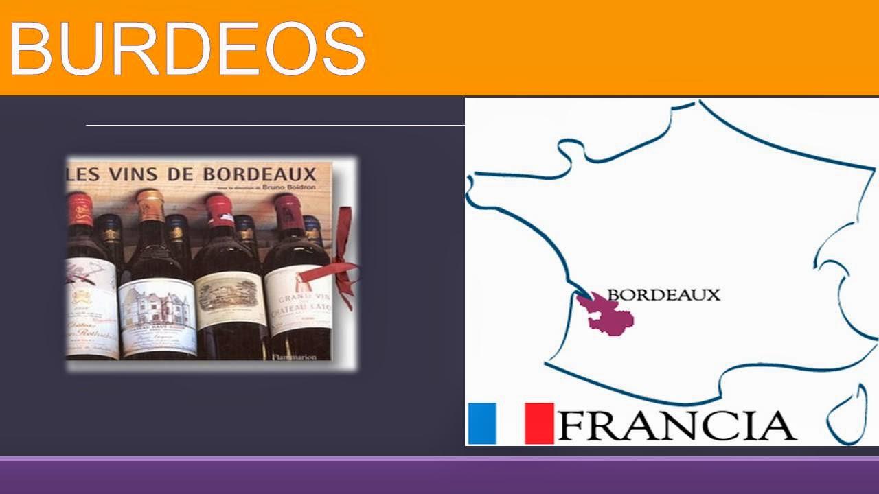 los vinos de francia: