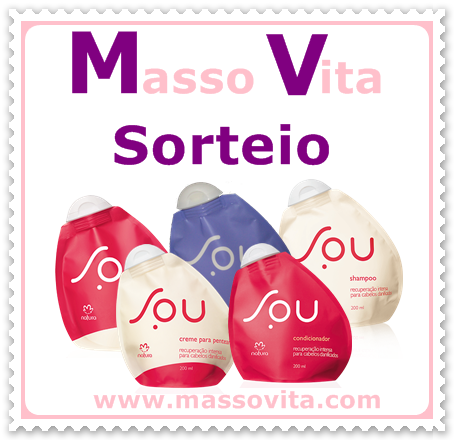 CONCURSO DO BLOG MASSO VITA