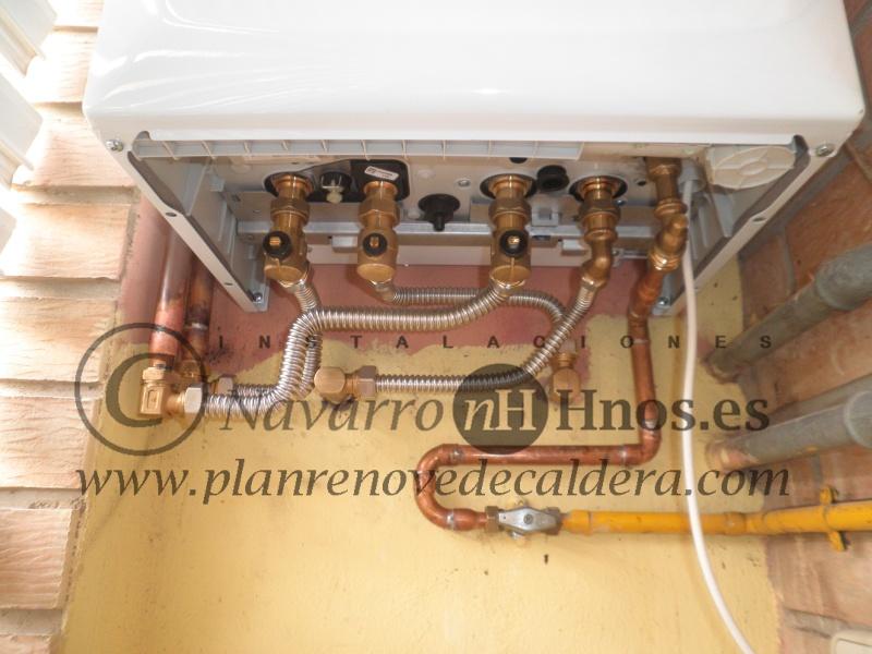 Montaje caldera saunier duval semia condens f 25 v www - Tipos de calderas de gas natural ...