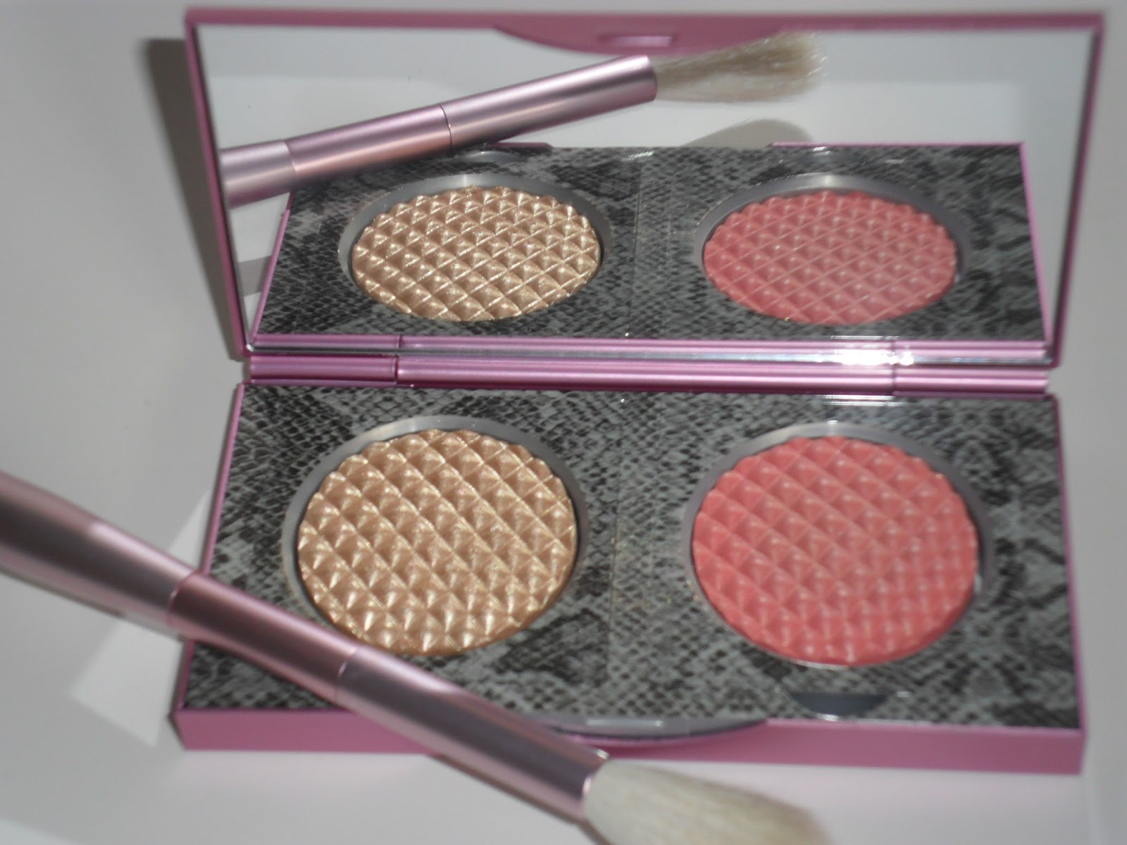 Porcelain Doll finish with Mally Beauty.Review
