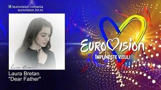Laura Bretan a fost SABOTATĂ la Eurovision. Responsabili sunt cei doi jurați homosexuali