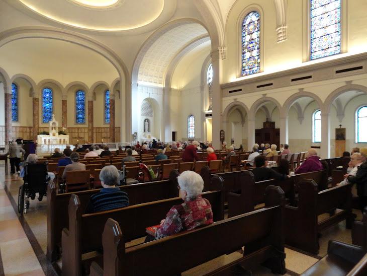Chapel - IHM Motherhouse, Monroe, MI