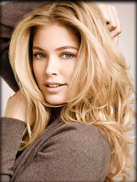Women And Men Hairstyles Doutzen Kroes Hairstyles