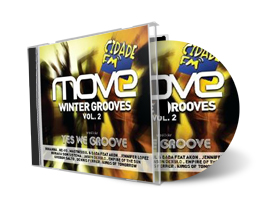Cidade+Move+Vol.+2+Winter+Grooves+2011 Cidade Move Vol. 2: Winter Grooves
