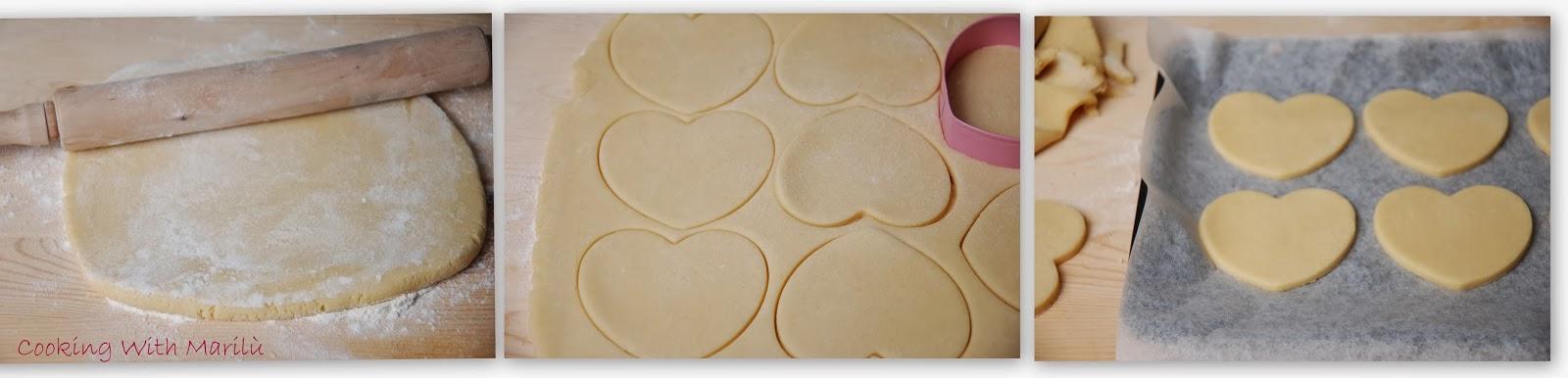 ricetta biscotti pasta frolla