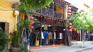 Hoi An and 6 things you only see in this ancient city.2