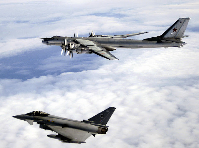 Russian Bombers Fly Within US Defense Zone Near Alaska