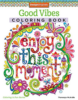 good vibes coloring book coloring review