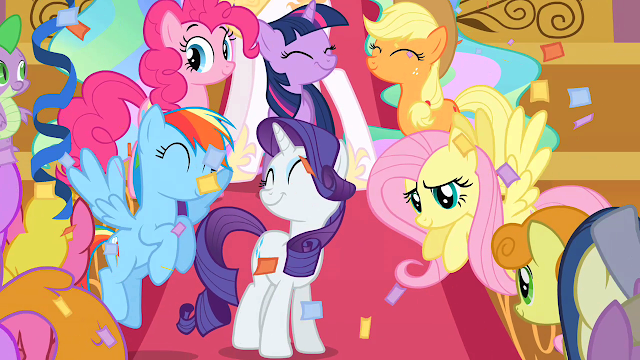 In Fact The Third Season Of My Little Pony Friendship Is Magic Wrapped Up On 2 16 2013 Entire Thirteen Episode Has Been Pure Fan Service
