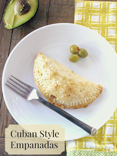 Cuban Style Empanadas Recipe recipe