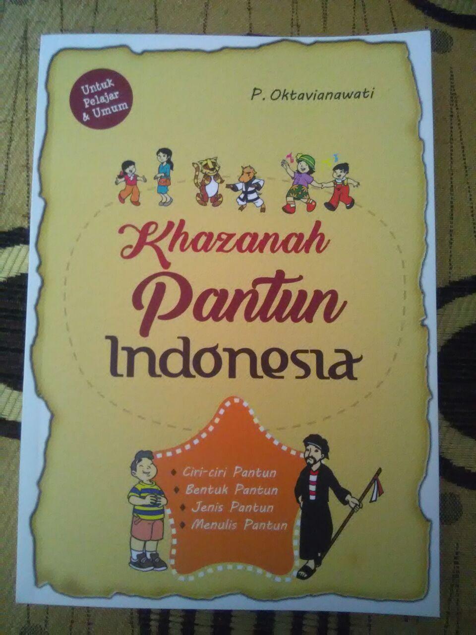 KHAZANAH PANTUN INDONESIA