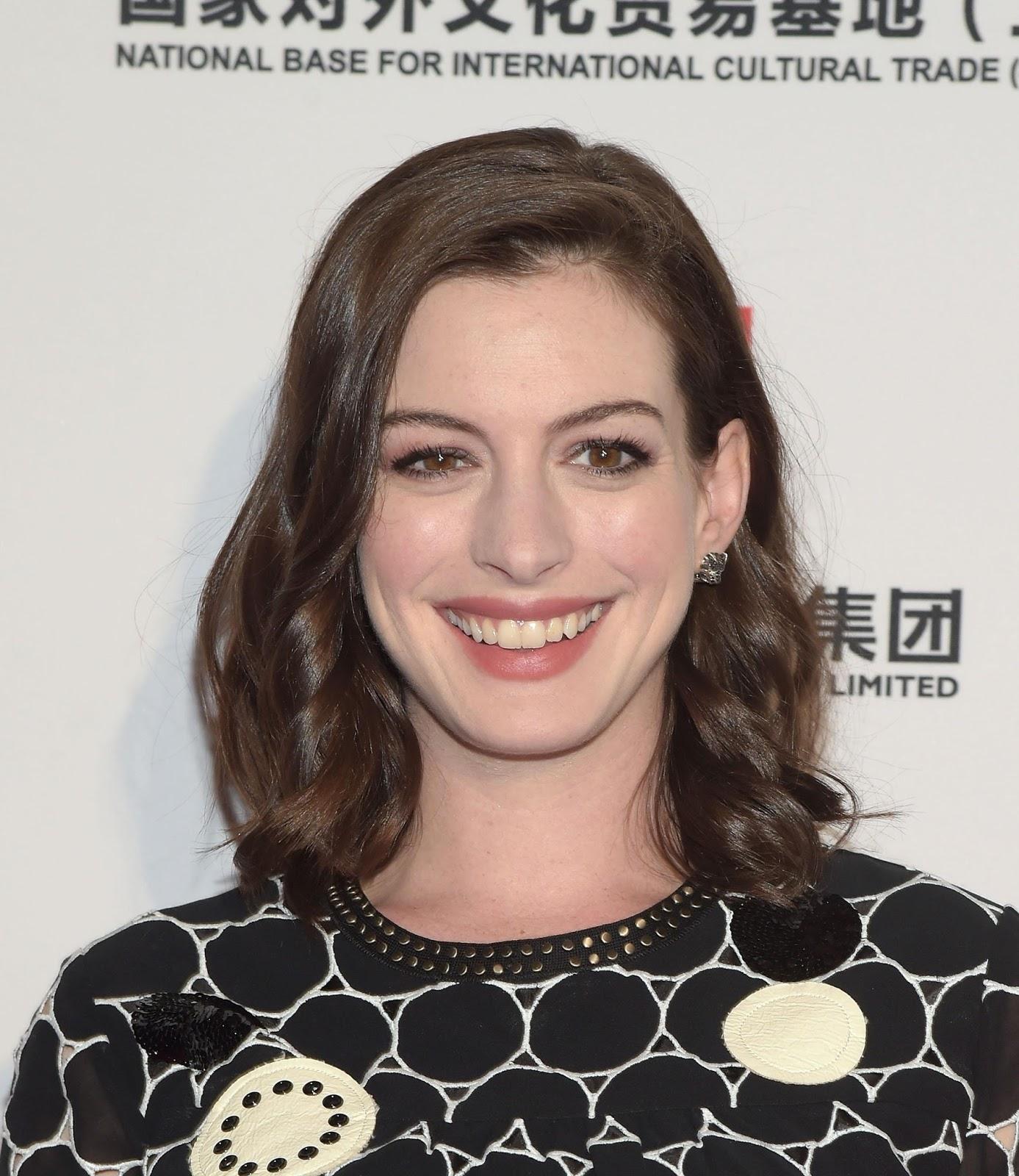 Actress, Singer, @ Anne Hathaway