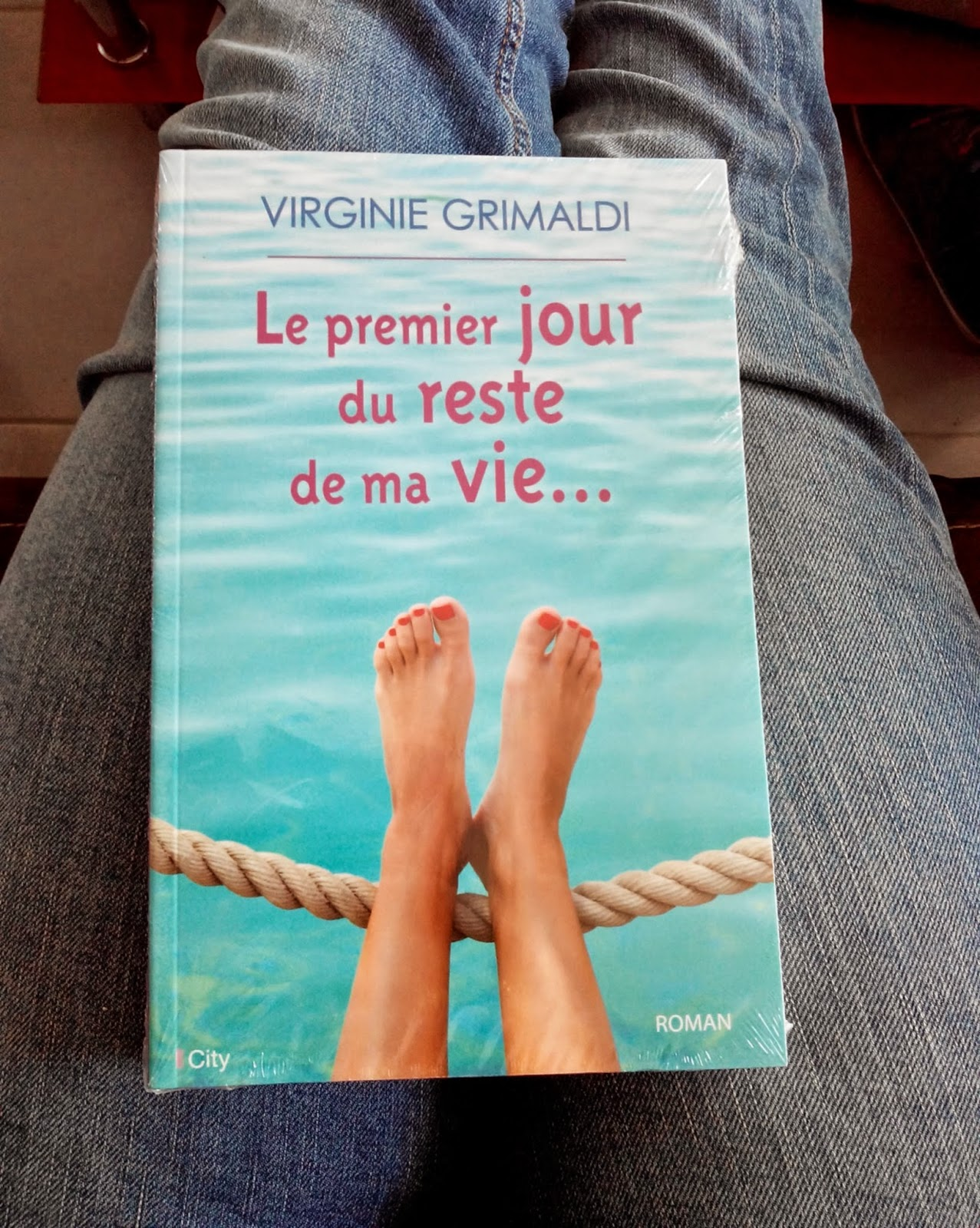 Virginie Grimaldi, femme sweet femme, livre, lecture, bullelodie